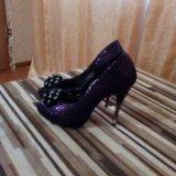 Праздничные красивые туфельки 39 р. Фото 1. Заволжье.