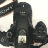Зеркальный фотоаппарат sony alpha slt-a58 kit18-55. Фото 4.