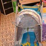 Санки-коляска ника-2. Фото 3.