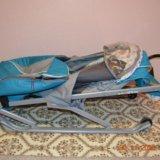 Санки-коляска ника-2. Фото 4.