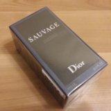 Dior sauvage 100 ml. Фото 1. Санкт-Петербург.