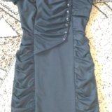 Коктейльное платье. Фото 1. Иркутск.