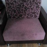 Продам- диван с креслом. Фото 1.
