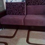 Продам- диван с креслом. Фото 3. Челябинск.