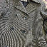 Пальто шерсть. Фото 2.
