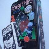 Покерный набор. Фото 1. Великий Новгород.