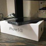Iphone 5s, space gray, 16gb. Фото 1. Саратов.