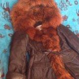 Пальто зимнее р.44. Фото 3.