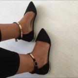 Новые туфли zara. Фото 2.