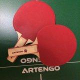 Настольный теннис. Фото 1.