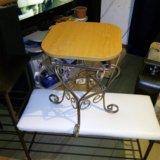 Столы стулья табуретки. Фото 2.