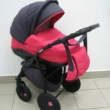 Детская коляска tutis zippy 2в1. Фото 2. Тюмень.
