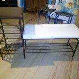 Столы стулья табуретки. Фото 3.