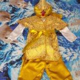 Новогодний костюм султан для мальчика. Фото 1. Юрга.