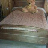 Двуспальная кровать. Фото 2.