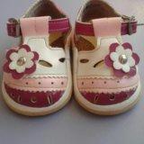Обувь для малышей на первые шаги. Фото 2. Новомосковск.