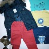 Одежда и обувь для мальчика 92-98 размер. Фото 3.