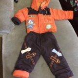 Детский зимний костюм. Фото 1. Сочи.