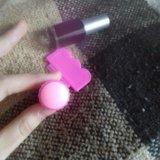 Набор для печати  на ногтях. Фото 2.