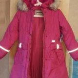 Новое зимнее пальто lenne kerry. Фото 1.