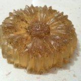 Натуральное ромашковое мыло. Фото 1. Липецк.