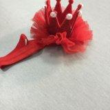 Красная корона. Фото 1.