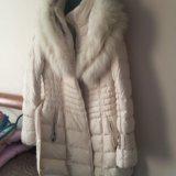 Красивое пальто пуховик! есть скидка!. Фото 1. Коммунарка.