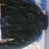 Куртка кож зам. Фото 1. Улан-Удэ.