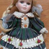 Фарфоровая куколка. Фото 1. Москва.