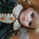 Фарфоровая куколка. Фото 2. Москва.