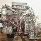 Двигатель с кпп, toyota 1sz-fe -  at u440e-. Фото 1. Новокузнецк.