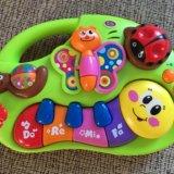 """Развивающее пианино """"весёлые жучки"""". Фото 1."""