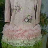 Продаю детское платье. Фото 1.