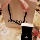 Новое кольцо pandora - размер 16,5. Фото 3. Калининград.