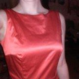 Атласное платье. Фото 1. Иваново.