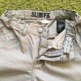 Брюки на мальчика, джинсового кроя, фирмы h&m. Фото 3. Самара.