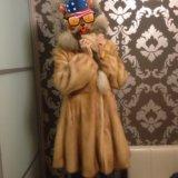 Норковая шуба. Фото 1. Екатеринбург.