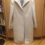 Пальто женское 48 размер. Фото 2.