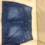 Продаю две джинсовые юбки. Фото 3. Выселки.