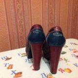 Туфли dario bruni- размер 38. Фото 4.