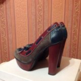 Туфли dario bruni- размер 38. Фото 1.