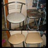 Барные стулья. Фото 1.