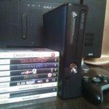 Xbox 360 slim . обмен на ps4+ доплата. Фото 1.