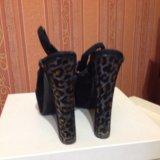 Обувь dario bruni -37 размер. Фото 1.
