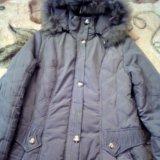 Очень теплая удлиненная куртка. Фото 1. Таганрог.