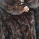 Норковая шуба. Фото 1. Новокузнецк.