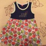 Платье детское новое. Фото 1. Самара.