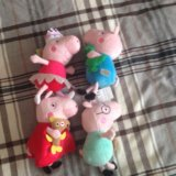 Свинка пеппа. Фото 1.