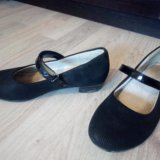 Туфельки для девочки 32 р-р. Фото 2. Яблоновский.