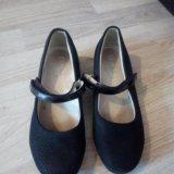 Туфельки для девочки 32 р-р. Фото 4. Яблоновский.